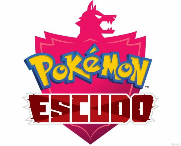 Pokémon Escudo LOGO