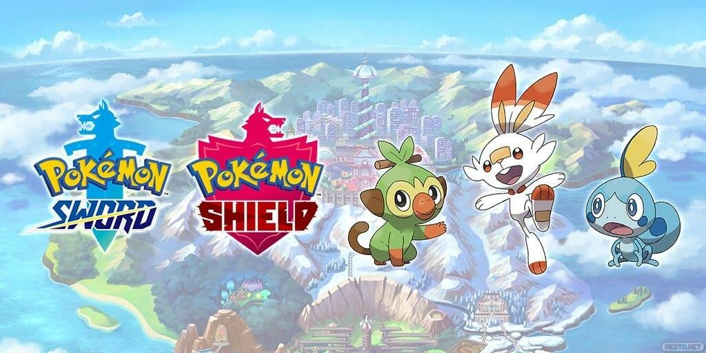 Pokémon Espada Pokémon Escudo