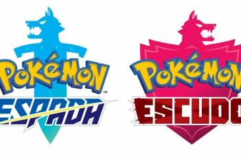 Pokémon Espada y Escudo LOGOS