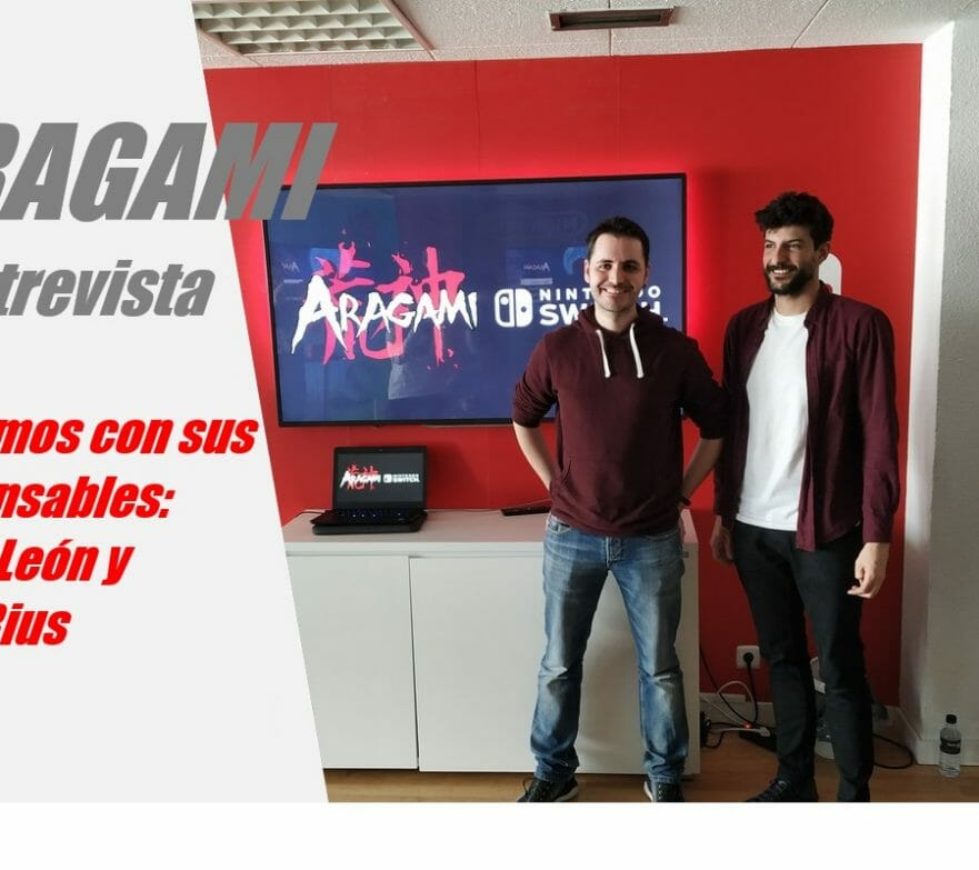 Entrevista Aragami