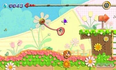 Kirby's Extra Epic Yarn Análisis 02