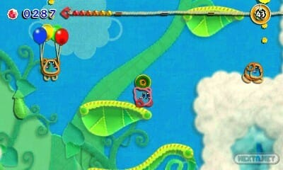 Kirby's Extra Epic Yarn Análisis 03