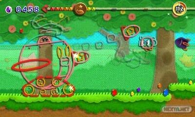 Kirby's Extra Epic Yarn Análisis 04