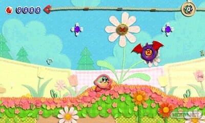 Kirby's Extra Epic Yarn Análisis 06