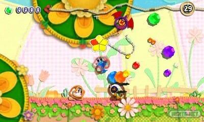 Kirby's Extra Epic Yarn Análisis 07