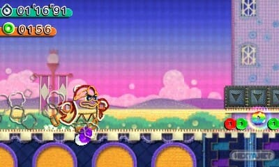 Kirby's Extra Epic Yarn Análisis 08