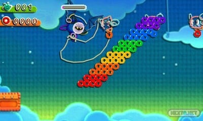 Kirby's Extra Epic Yarn Análisis 09