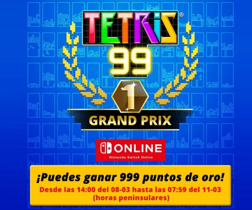 Tetris 99 Grand Prix