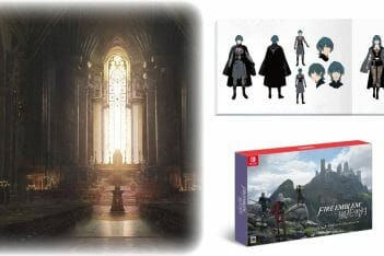 Fire Emblem: Three Houses Boxart Nintendo Switch