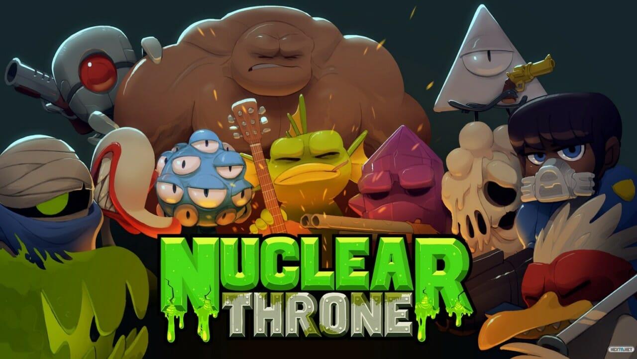 Nuclear Throne Nintendo Switch Vlambeer