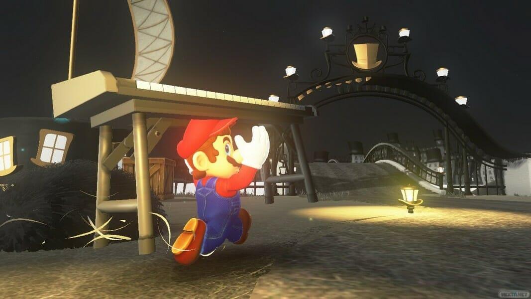 Super Mario Odyssey Labo VR 2