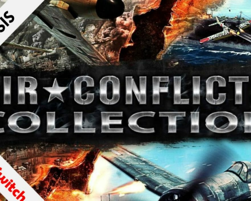 Análisis Air Conflicts Collection Switch
