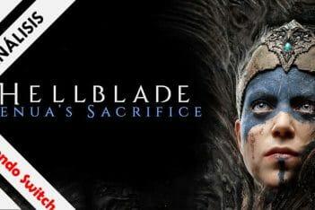 Análisis Hellblade Senua's Sacrifice Switch
