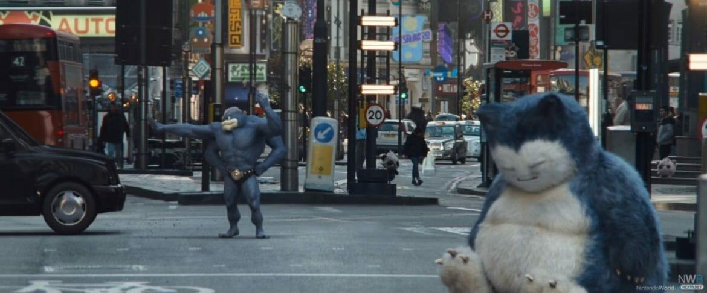Ryme City en Detective Pikachu