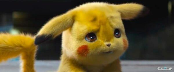 Sad Pikachu Detective Pikachu