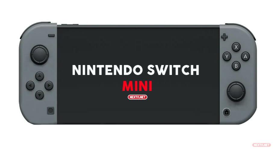 Nintendo Switch Mini Portable montaje