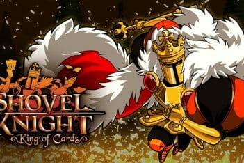 Shovel Knight King of Cards