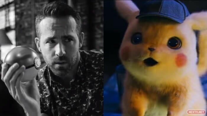 Pokémon: Detective Pikachu Ryan Reynolds