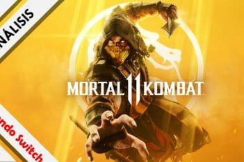 nálisis Mortal Kombat 11 Switch