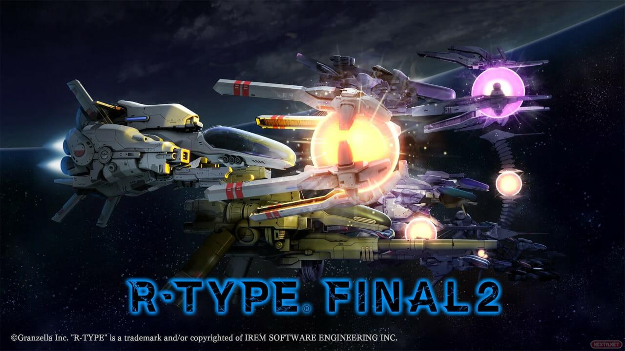R-Type Final 2 Switch