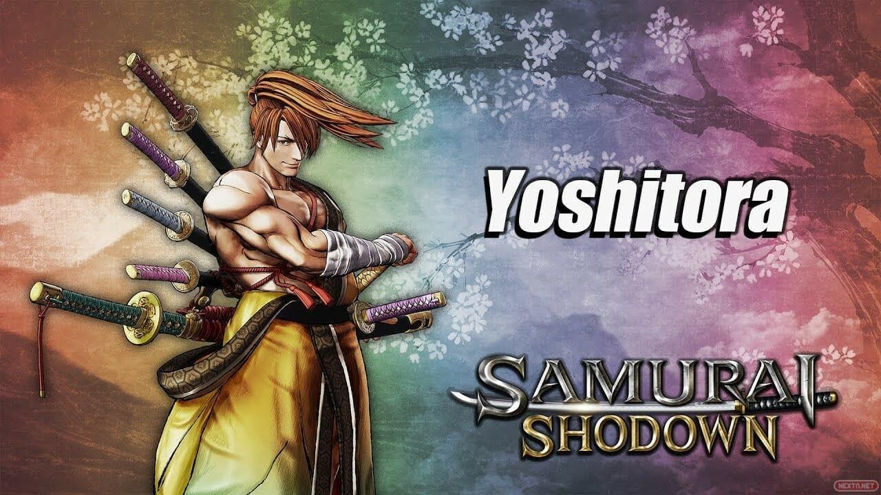 Samurai Shodown Yoshitora