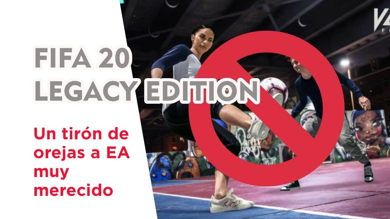 0619-09 FIFA 20 Legacy Edition Portada