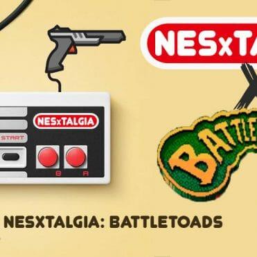 NESxtalgia Battletoads