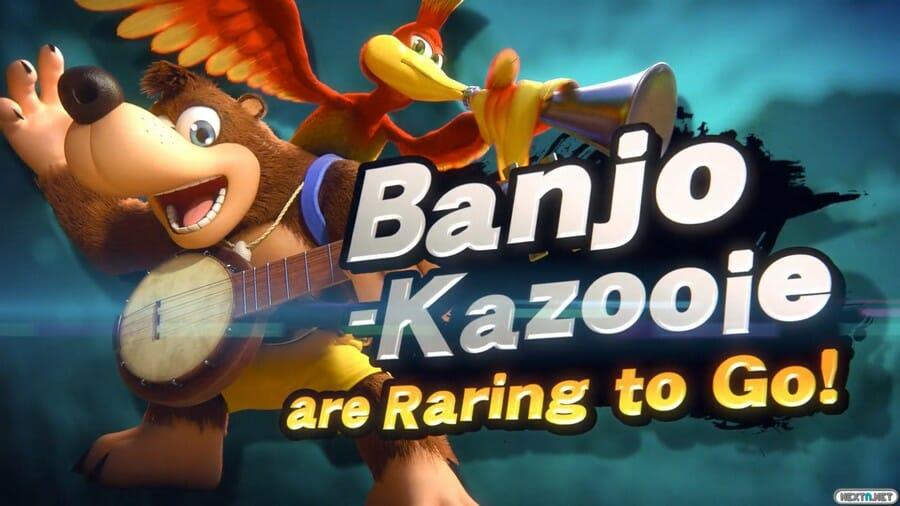 Smash Bros. Banjo Kazooie
