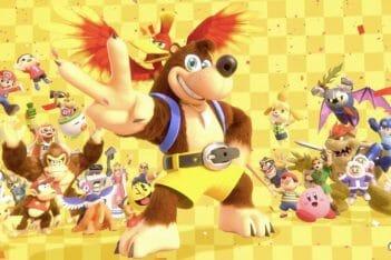 Phil Spencer Banjo Kazooie Super Smash Bros. Ultimate