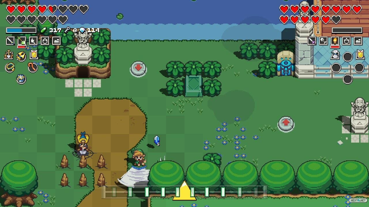 Cadence of Hyrule analisis