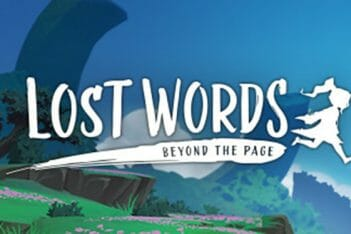 Lost Words Beyond the Page Switch