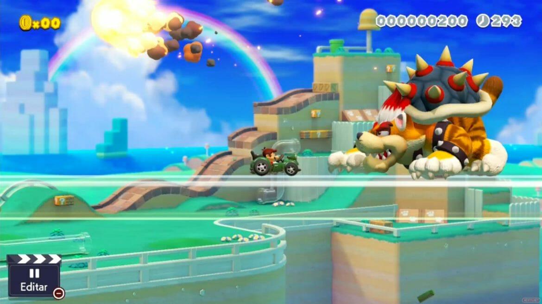 Analisis Super Mario Maker 2
