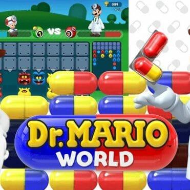 DR. MARIO WORLD Baby Wario