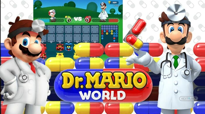 DR. MARIO WORLD Baby Wario