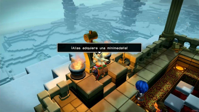 Análisis Dragn Quest Builders 2 Switch 03