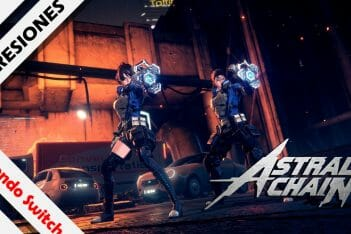 Astral Chain Primeras Impresiones Avance Preview Nintendo Switch