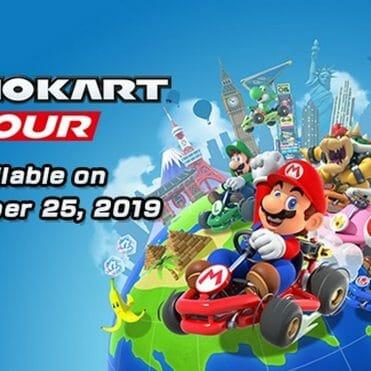 Mario Kart Tour Ice Tour