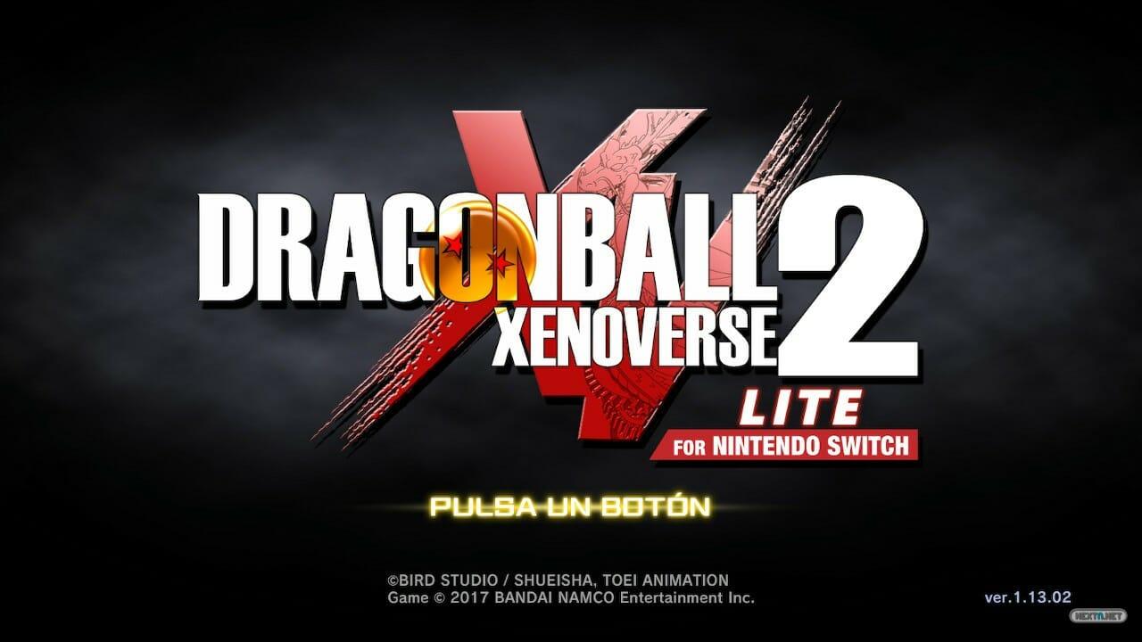 Dragon Ball Xenoverse 2 Lite Version Nintendo Switch Ya Disponible
