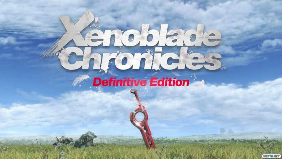 Xenoblade Chronicles Definitive Version Switch