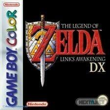 Link's Awakening DX portada