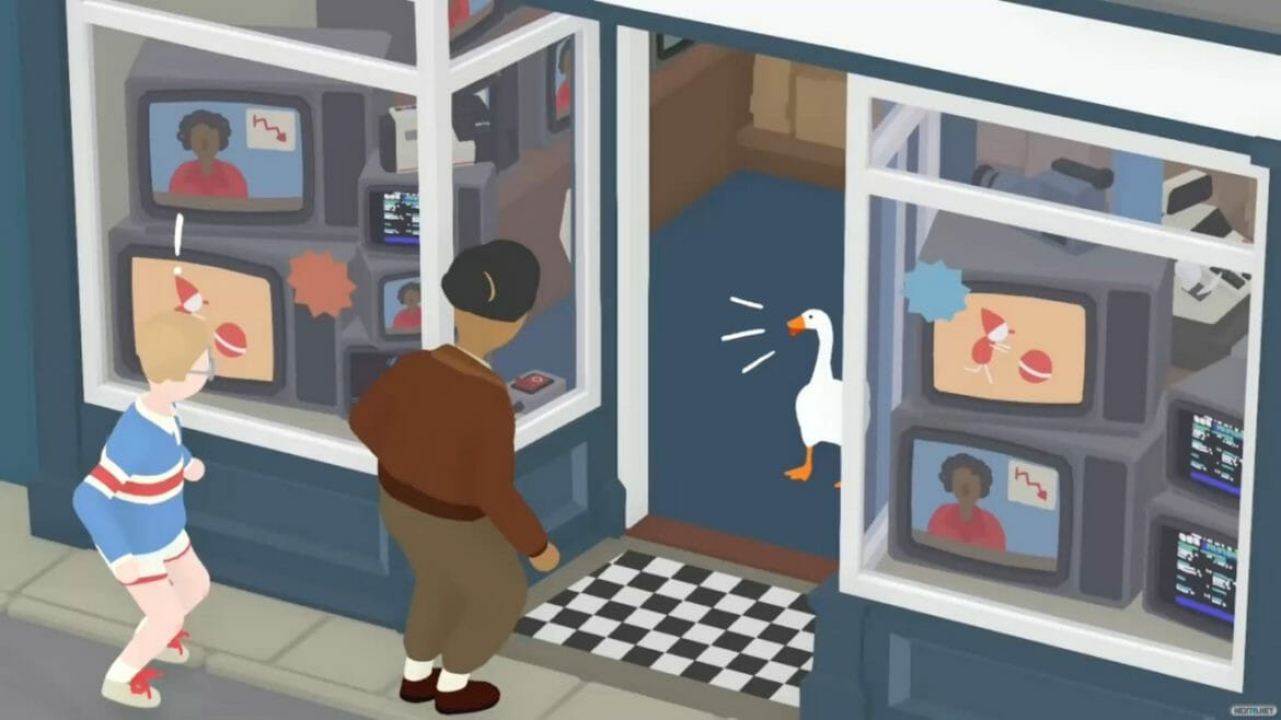 Análisis Untitled Goose Game Switch
