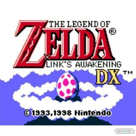 RetroAnálisis Zelda Link's Awakening DX