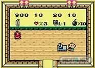 El arco es muy caro en Link's Awakening
