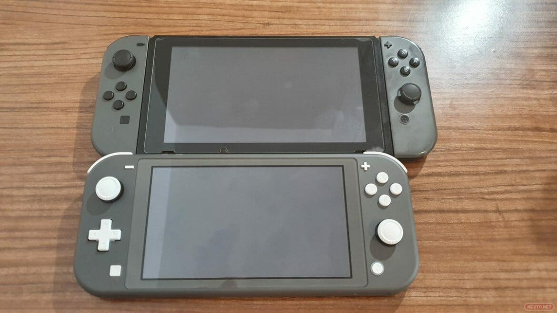 Análisis Nintendo Switch Lite
