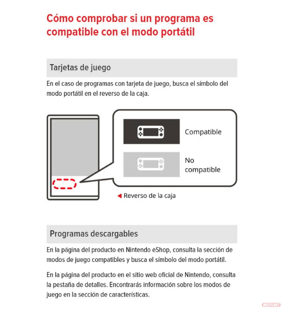 Nintendo Switch Lite juego portátil
