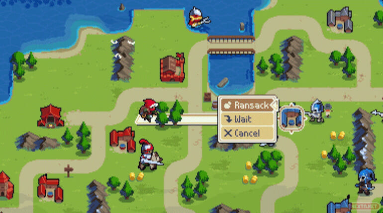 Wargroove Ladrón