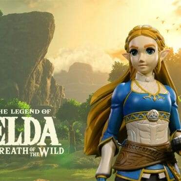 First 4 Figures Zelda