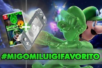 GomiLuigi Luigi's Mansion 3 NextN