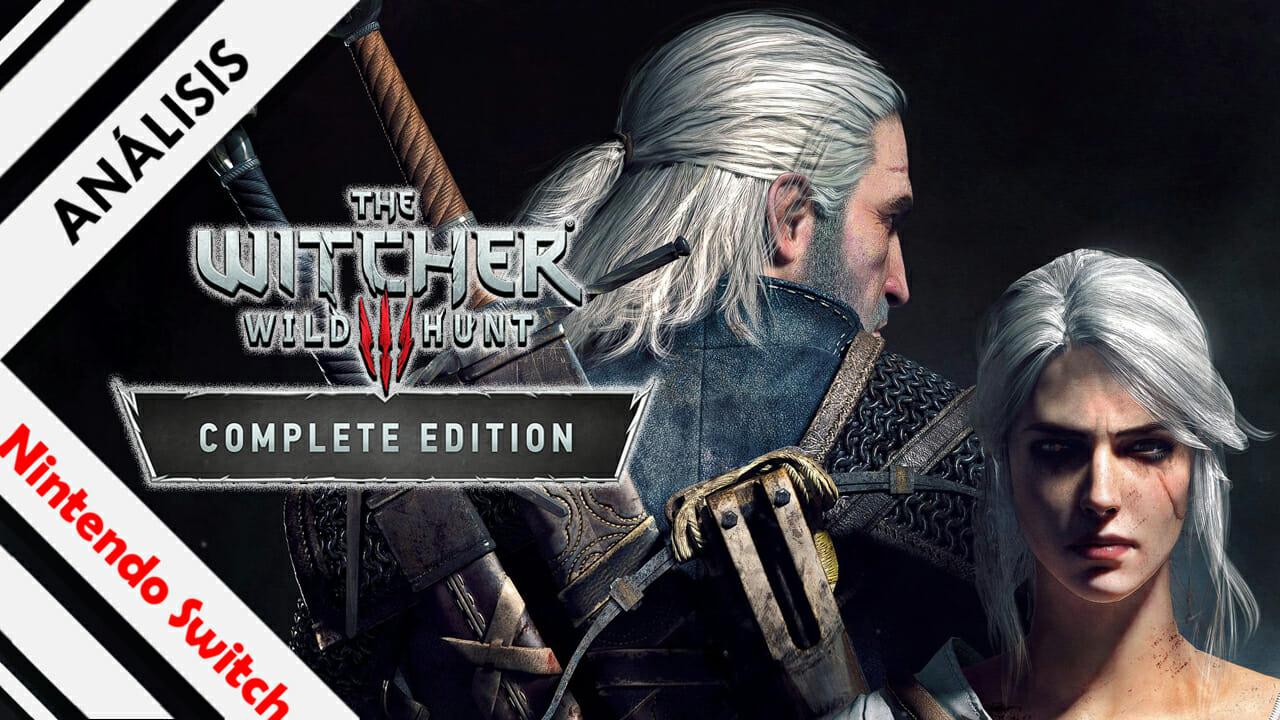 Análisis The Witcher 3 Wild Hunt Switch