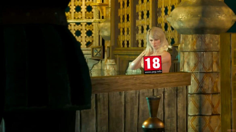 Análisis The Witcher Switch PEGI18